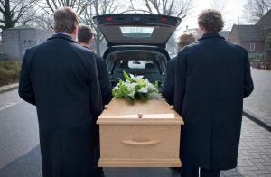 smuk begravelse
