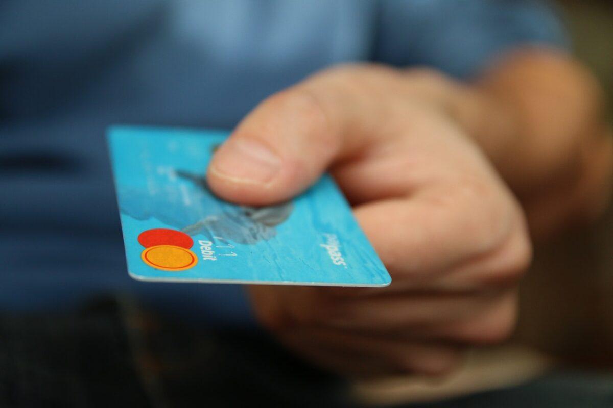 kreditkortet