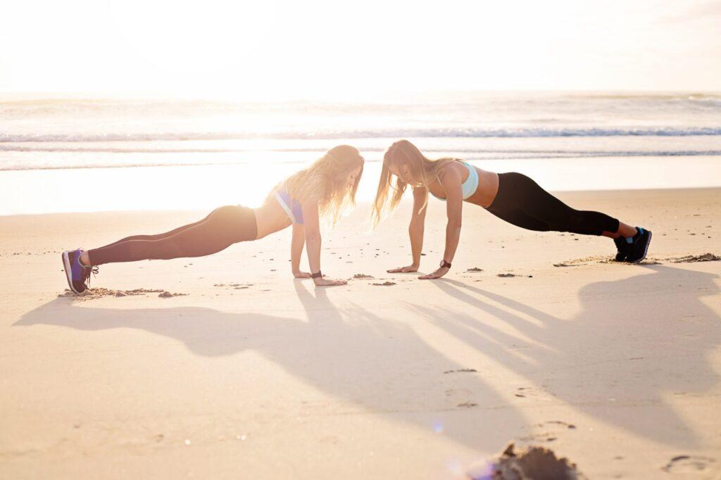 Fitness strand